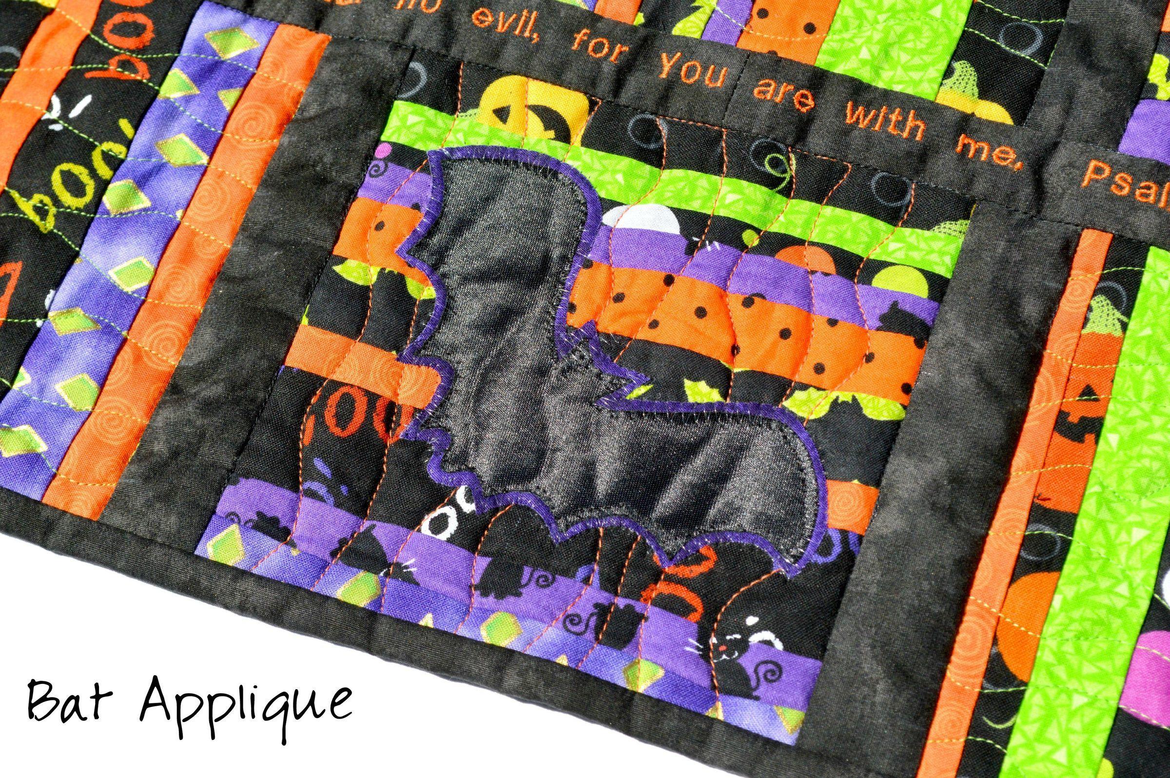 home craft supplies patterns tutorials quilt pattern halloween string runner