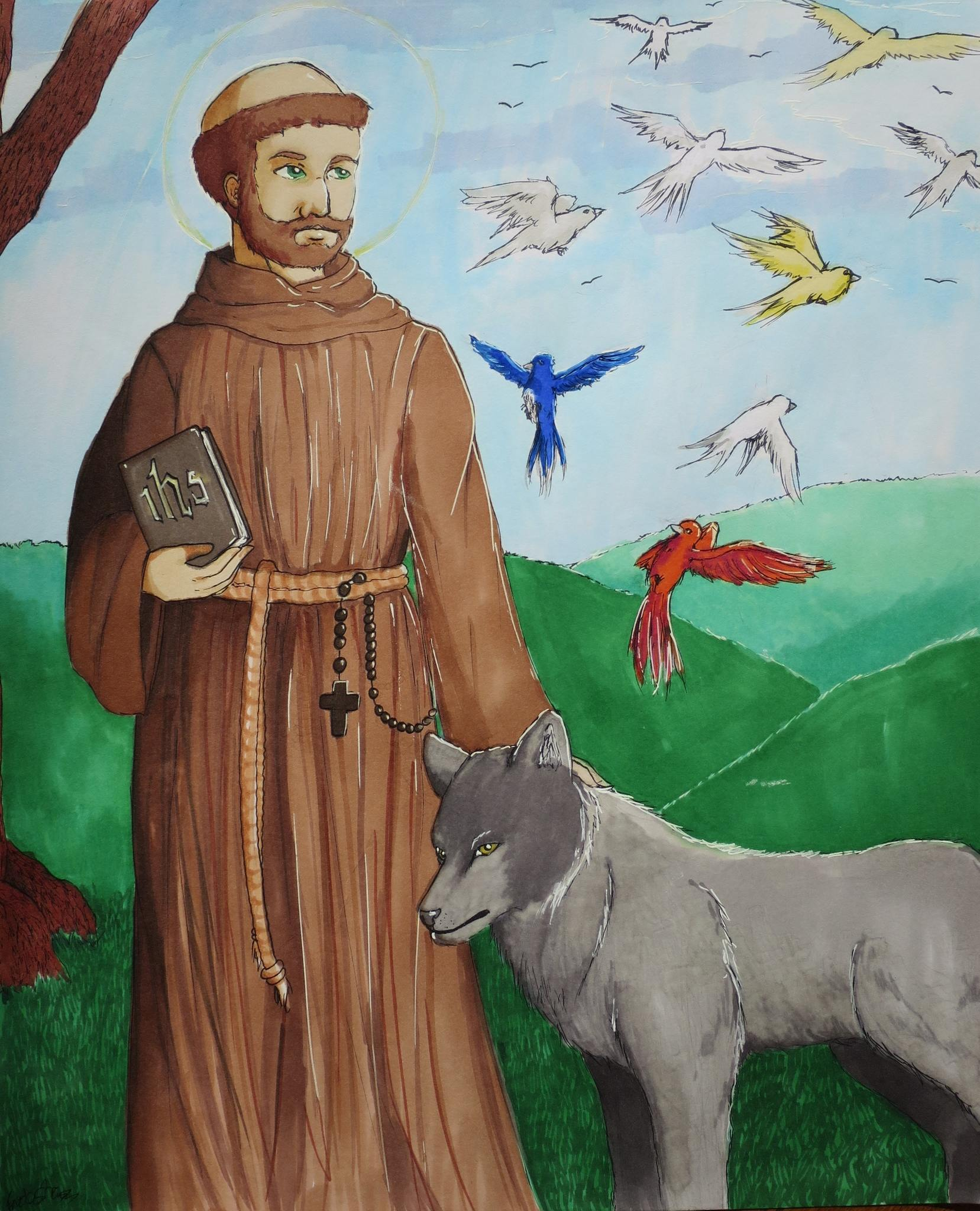 st francis of assisi prayer pdf